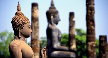 Будда в тае