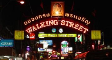 волкин стрит, го го бары тайланд