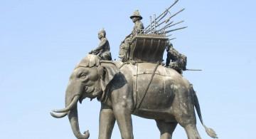 история тайской монархии