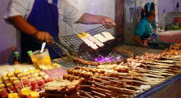 Макашница, уличная еда