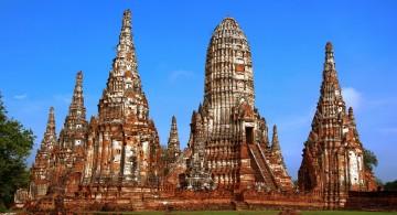 История Таиланда Аюттайя