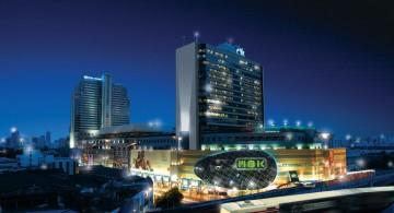 Сиам сквер, силом, сукхумвит Бангкок