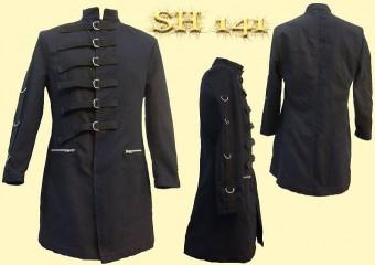 Альтернативная верхняя одежда оптом, эксклюзивная готическая панк рок одежда оптом из Таиланда