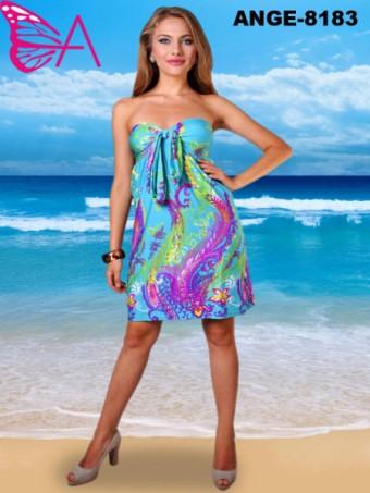 Короткие платья ANGELA оптом из Тайланда